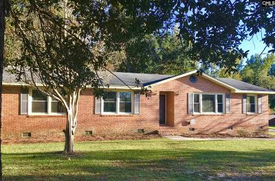 Orangeburg Single Family Home For Sale: 697 Hampton