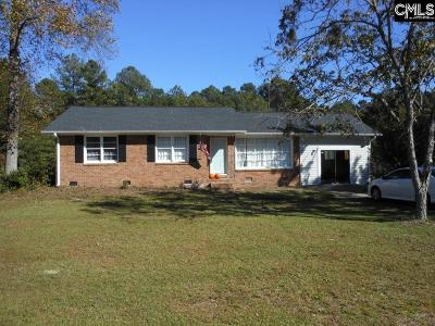 West Columbia Single Family Home For Sale: 125 Dacus