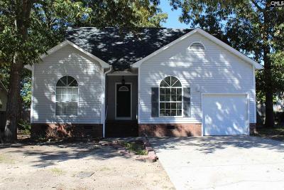 Columbia Single Family Home For Sale: 212 Bradford