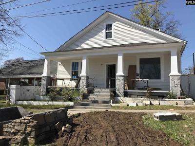 Single Family Home For Sale: 723 Laurel