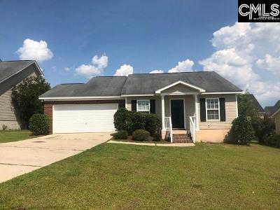 Lexington County, Richland County Single Family Home For Sale: 8 Glennvale
