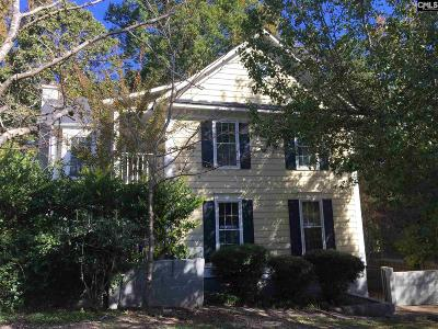 Irmo Single Family Home For Sale: 407 Cressfell