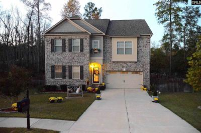 Lexington County Single Family Home For Sale: 118 Caughman Hill