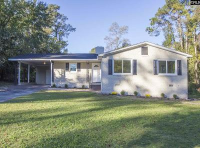 Richland County Single Family Home For Sale: 7015 Mirror Lake