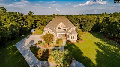 Blythewood Single Family Home For Sale: 761 Longtown