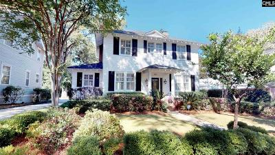 Columbia Single Family Home For Sale: 1915 College