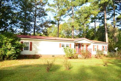 Batesburg, Leesville Single Family Home For Sale: 1630 Dog Leg