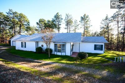 Batesburg, Leesville Single Family Home For Sale: 2327 Pond Branch