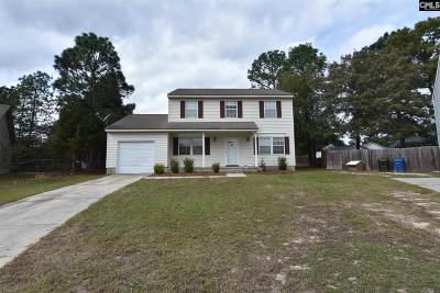 West Columbia SC Single Family Home For Sale: $154,000