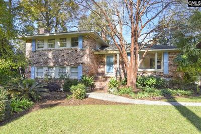 Columbia Single Family Home For Sale: 6403 Christie