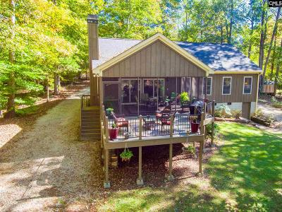 Lexington County, Newberry County, Richland County, Saluda County Single Family Home For Sale: 108 S Windwood Acres
