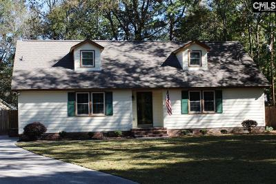 Cayce, S. Congaree, Springdale, West Columbia Single Family Home For Sale: 15 Mayligh