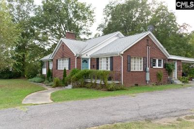 Saluda Single Family Home For Sale: 401 N Wise