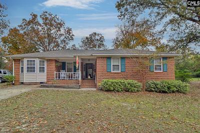 Camden Single Family Home For Sale: 2004 Oak Hills