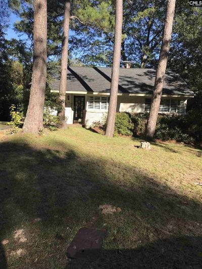 Lake Katherine Single Family Home For Sale: 1542 Brockwall