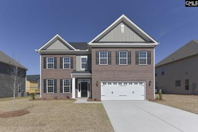 Blythewood Single Family Home For Sale: 125 Long Cove Lot 19