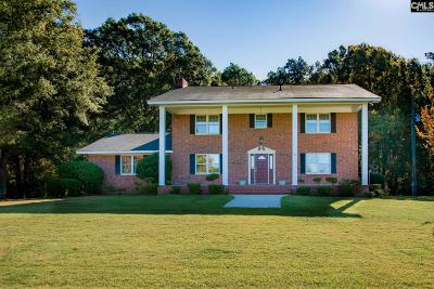 Newberry County Single Family Home For Sale: 540 Central School