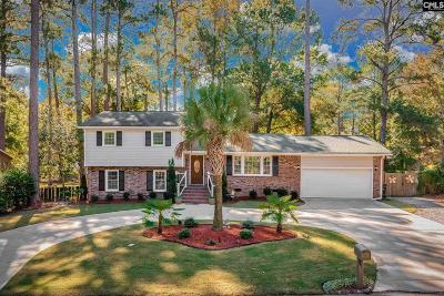 Columbia Single Family Home For Sale: 1004 Piney Grove