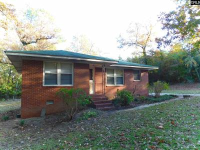 Batesburg, Leesville Single Family Home For Sale: 170 Plato