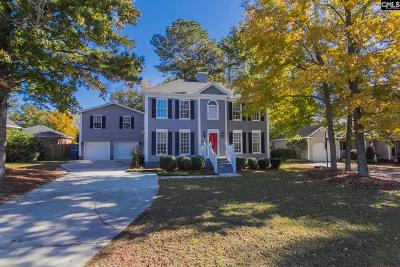 Lexington County Single Family Home For Sale: 217 Tarrar Springs