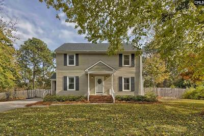 West Columbia Single Family Home For Sale: 148 Partridge Hill