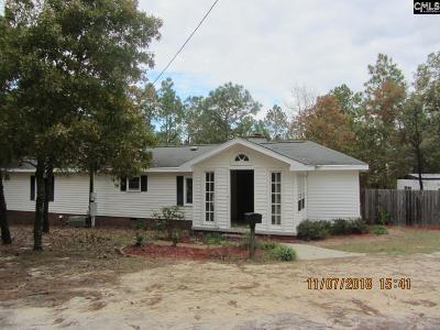 Hopkins Single Family Home For Sale: 701 Toms Creek