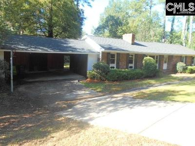 Lexington County, Richland County Single Family Home For Sale: 200 Chartwell