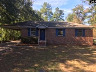 West Columbia Single Family Home For Sale: 131 Miranda