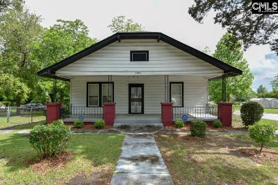 Columbia Single Family Home For Sale: 2000 Liberty