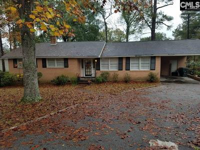 Lexington County, Richland County Single Family Home For Sale: 3402 Deerfield Dr