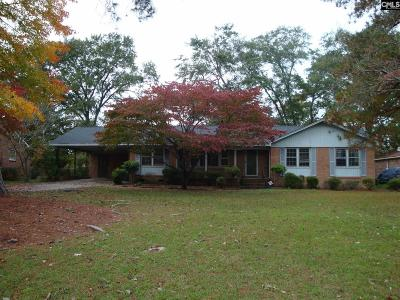 Lexington County, Richland County Single Family Home For Sale: 719 Woodland