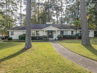Columbia Single Family Home For Sale: 6615 Arcadia Woods