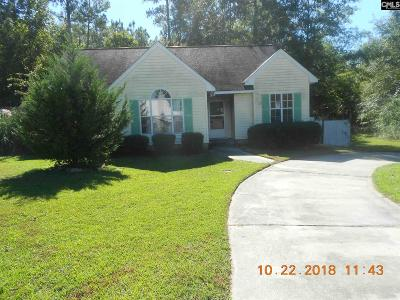 Single Family Home For Sale: 125 Huntwood