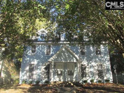 Lexington County, Richland County Multi Family Home For Sale: 1007 Lynn