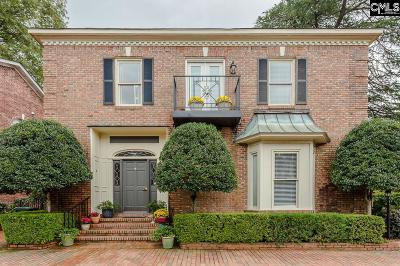 Columbia Townhouse For Sale: 1110 Barnwell