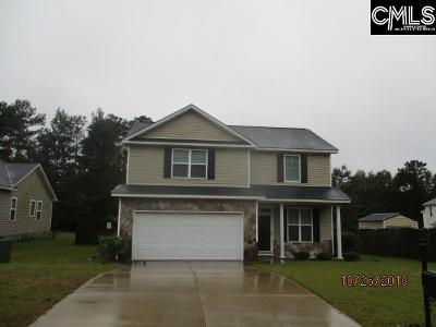 Columbia Single Family Home For Sale: 155 Peaceful