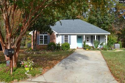 Irmo Single Family Home For Sale: 23 Marabou Court