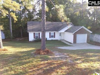 West Columbia Single Family Home For Sale: 457 Kitti Wake
