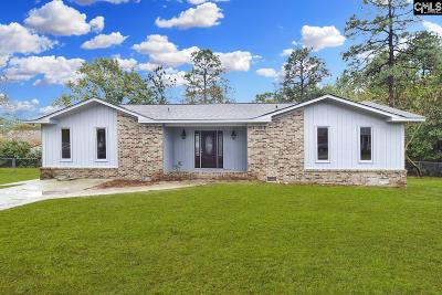 Cayce, Springdale, West Columbia Single Family Home For Sale: 117 Santa Ana