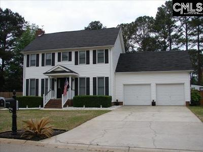 Columbia SC Single Family Home For Sale: $191,900