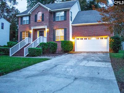 Irmo Single Family Home For Sale: 115 Holly Creek