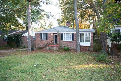 Columbia Single Family Home For Sale: 2714 Forest