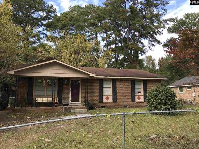 Columbia Single Family Home For Sale: 2413 Windy