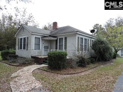 Newberry Single Family Home For Sale: 2731 Wilson