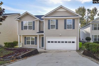Single Family Home For Sale: 433 Button Bush