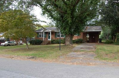 Columbia Single Family Home For Sale: 7733 Nightingale