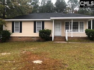 Hopkins SC Single Family Home For Sale: $89,900