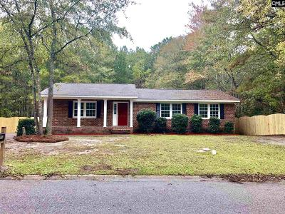 Columbia SC Single Family Home For Sale: $135,900