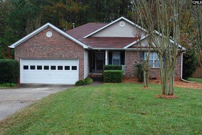 Lexington, Cayce Single Family Home For Sale: 175 Hunters