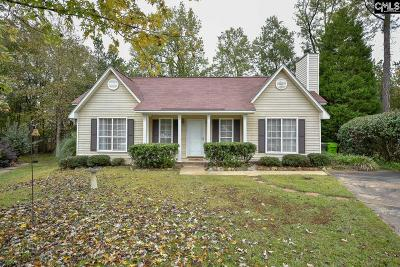 Irmo Single Family Home For Sale: 134 Grayside
